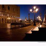 Venezia che si sveglia
