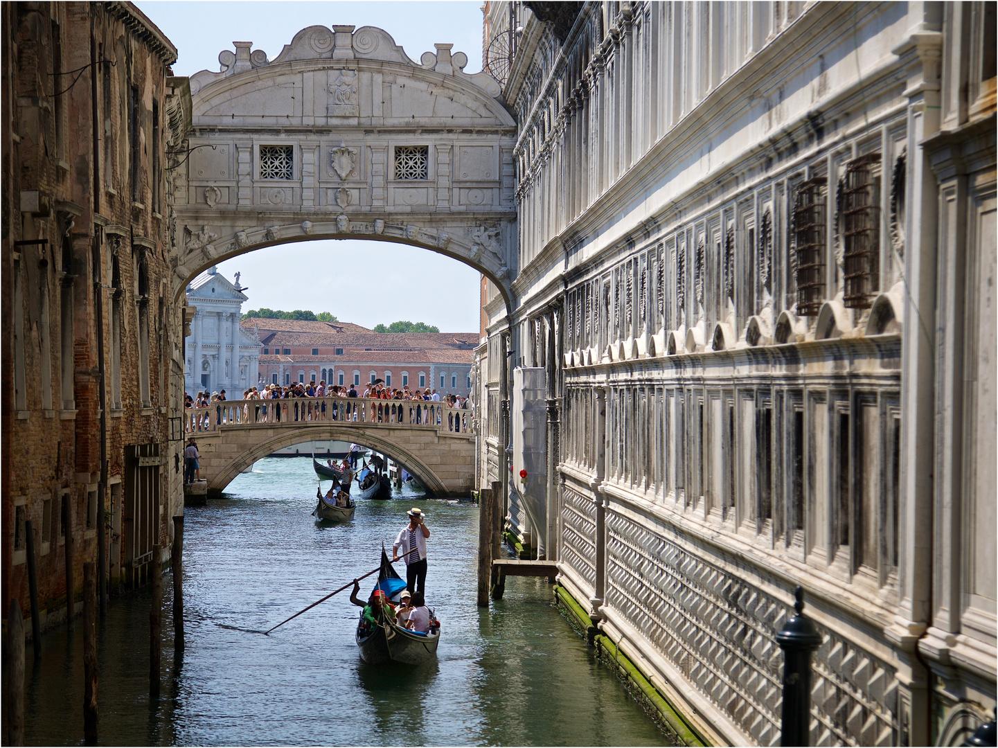 Venezia città dei ponti