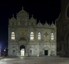 Venezia. Flashs in a Night Walk I