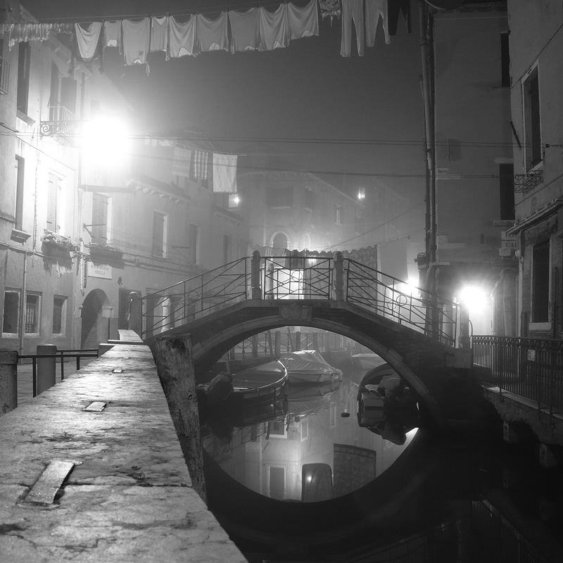 Venezia. Fondamenta Riello