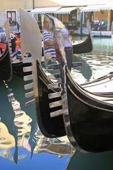 Venezia - i gondolieri