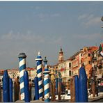 Venezia. Il blu