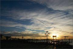 Venezia: il sole