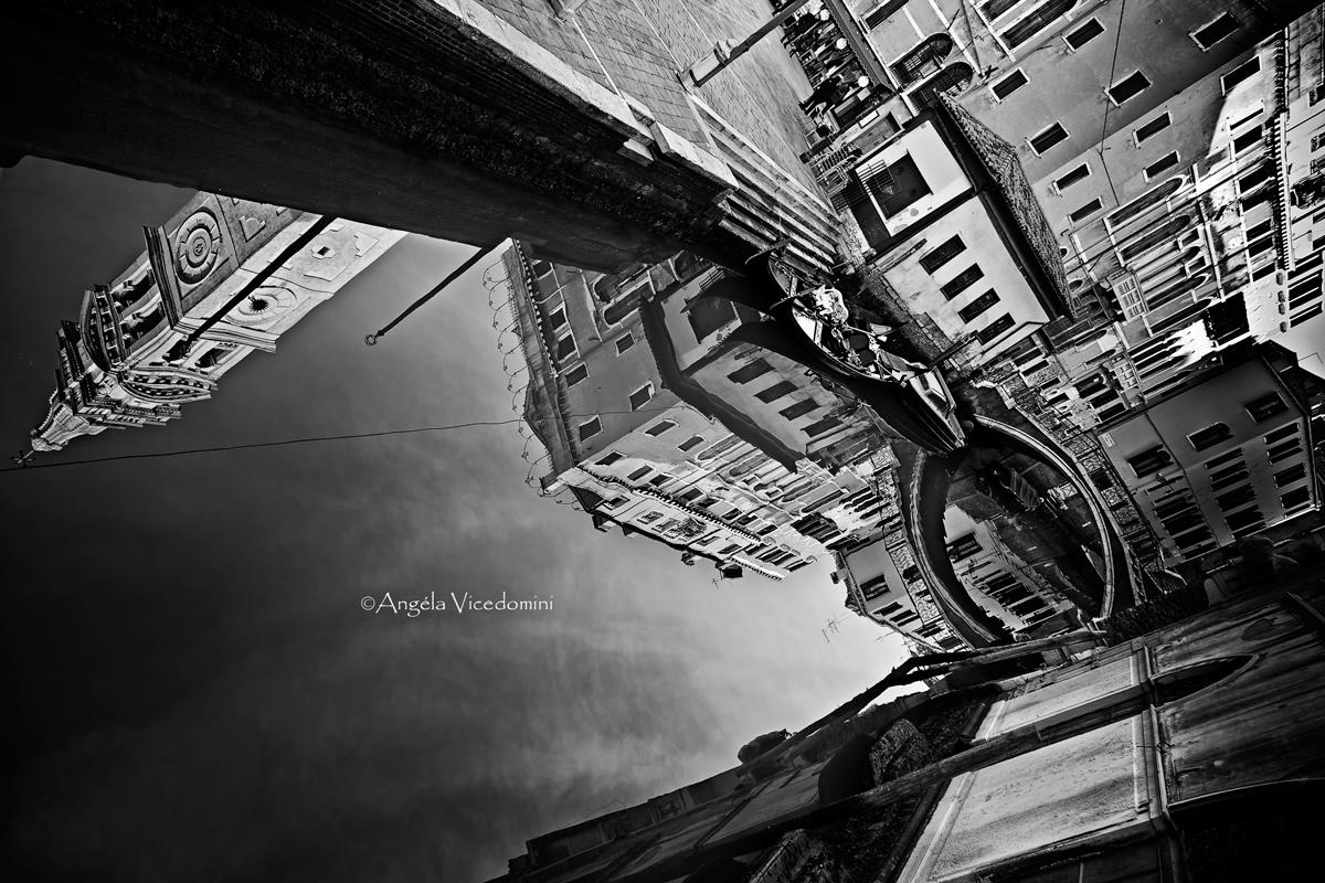 Venezia in diagonale
