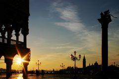 Venezia: Leone di San Marco