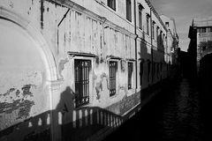 Venezia: l'ombra