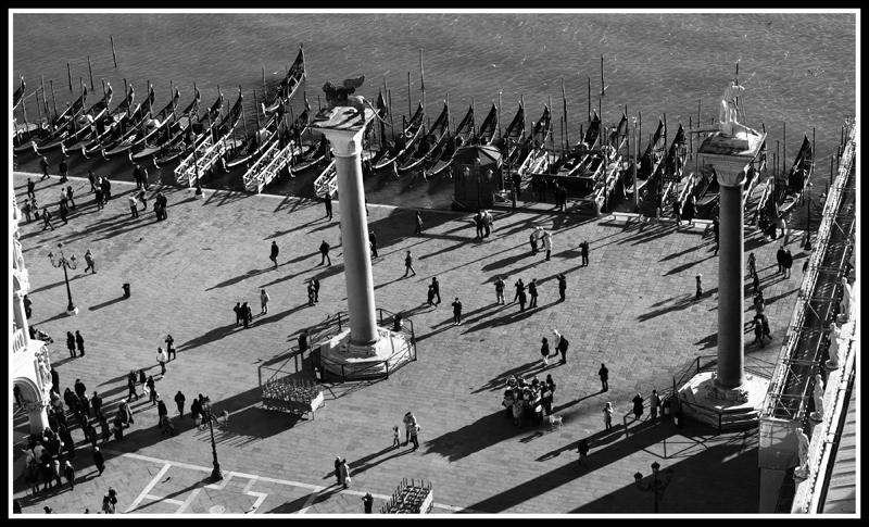 Venezia Piazzetta San Marco 2