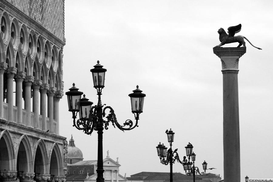 Venezia: Piazzetta San Marco