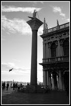 Venezia Piazzetta San Marco particolare 1