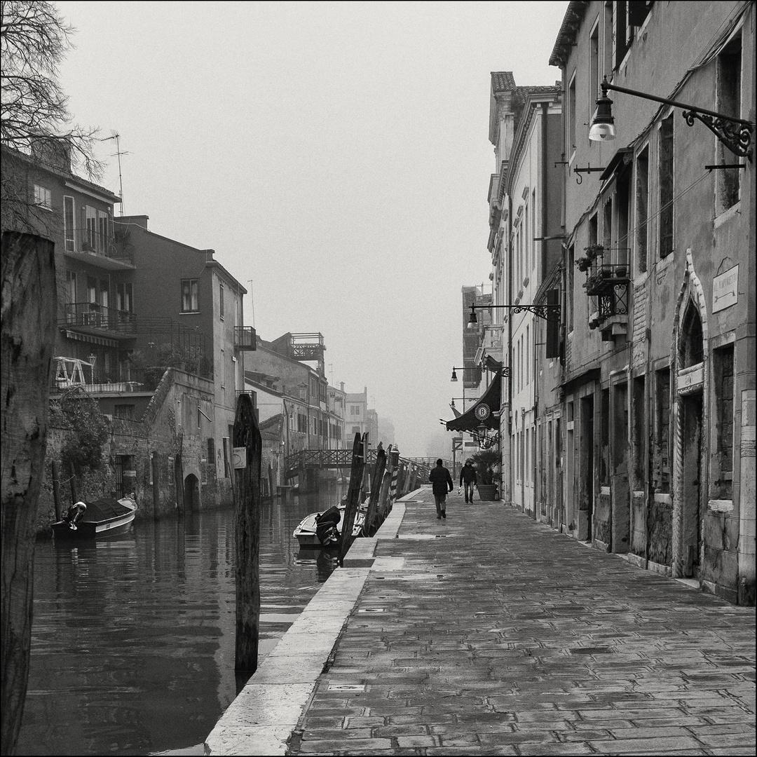 Venezia (under the influence ). Ando docet...  II