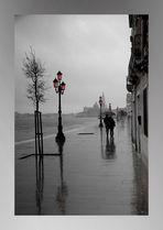Venezia - walking in the rain...