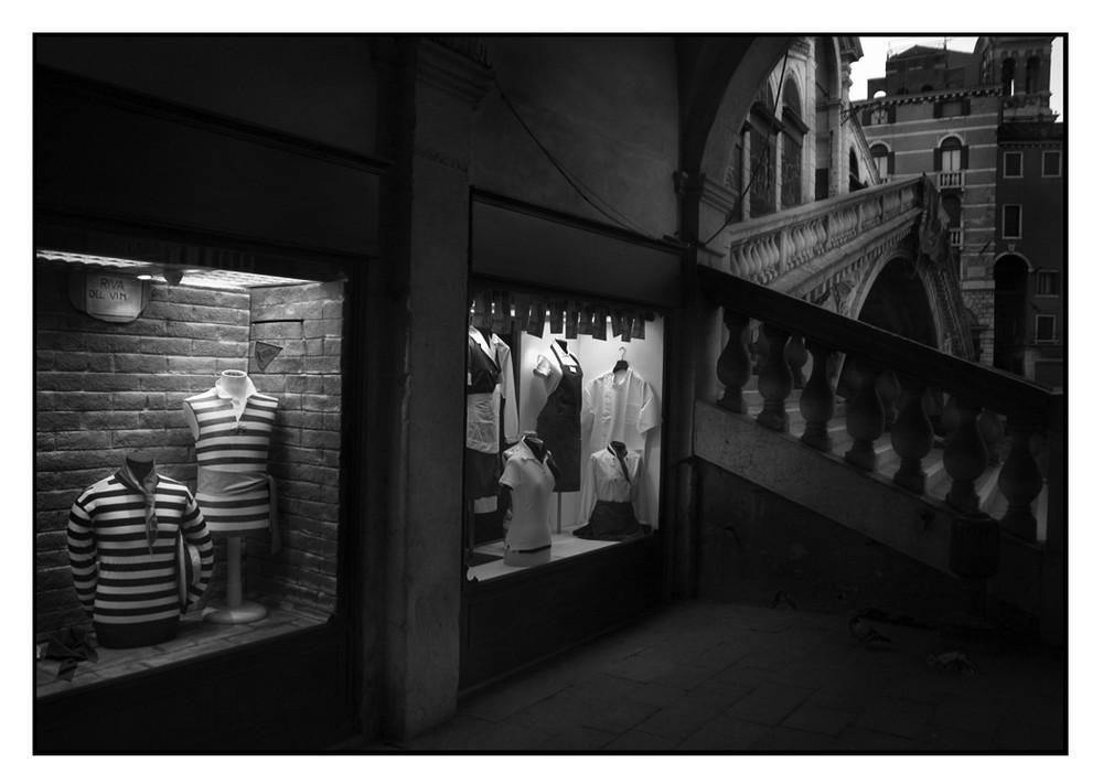 Venezia XV: La Bottega del Gondoliere