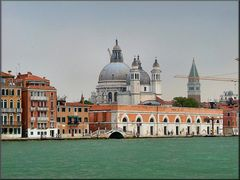 Venezia....Canale della Giudeca.