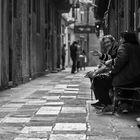 Venezianer unter sich