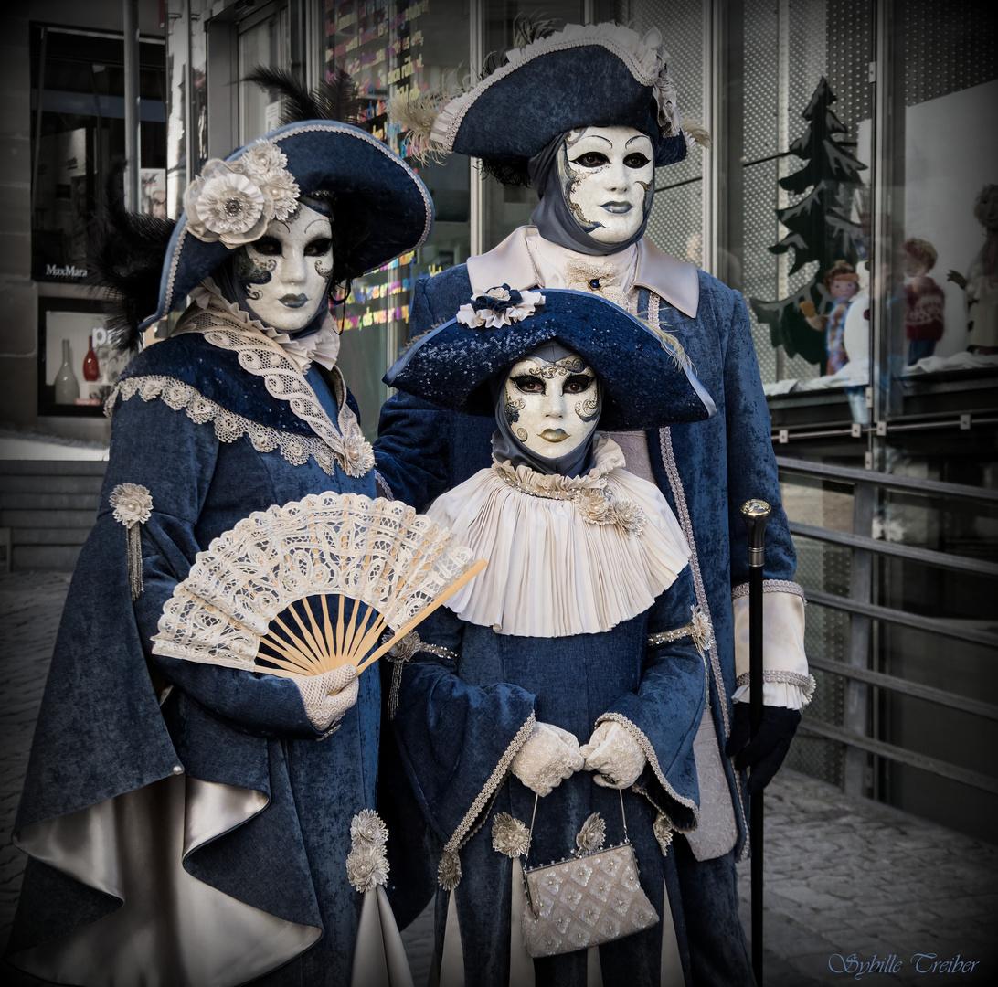 Venezianische Familie
