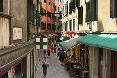 Venezianische Gelassenheit .....