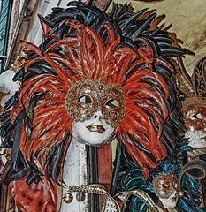 venezianische Maske (1)