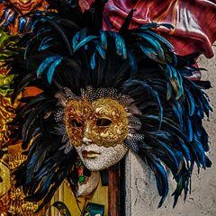 venezianische Maske (2)