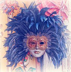 venezianische Maske (3)