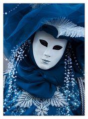 Venezianische Maske in München