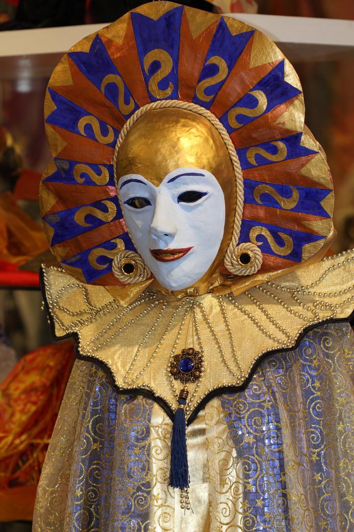 Venezianische Masken 1