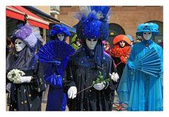 Venezianische Masken - 3 -