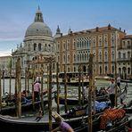 Venezianische Prachtbauten