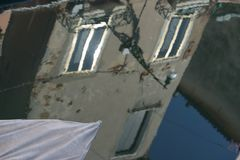 Venezianische Spiegelungen
