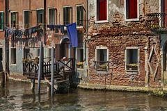Venezianische Wohnkultur