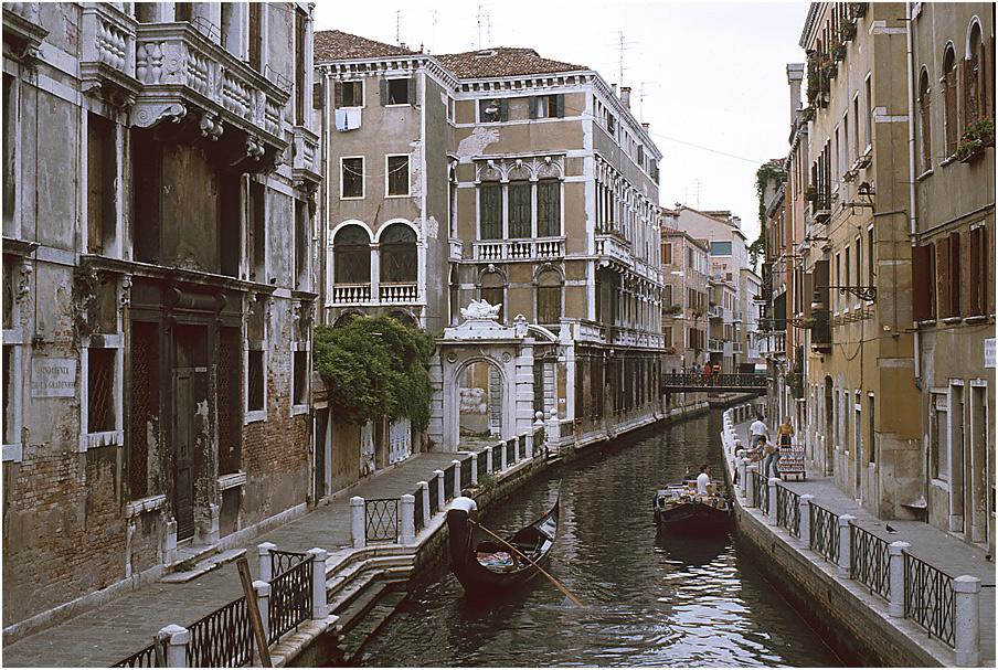Venezianischer Alltag