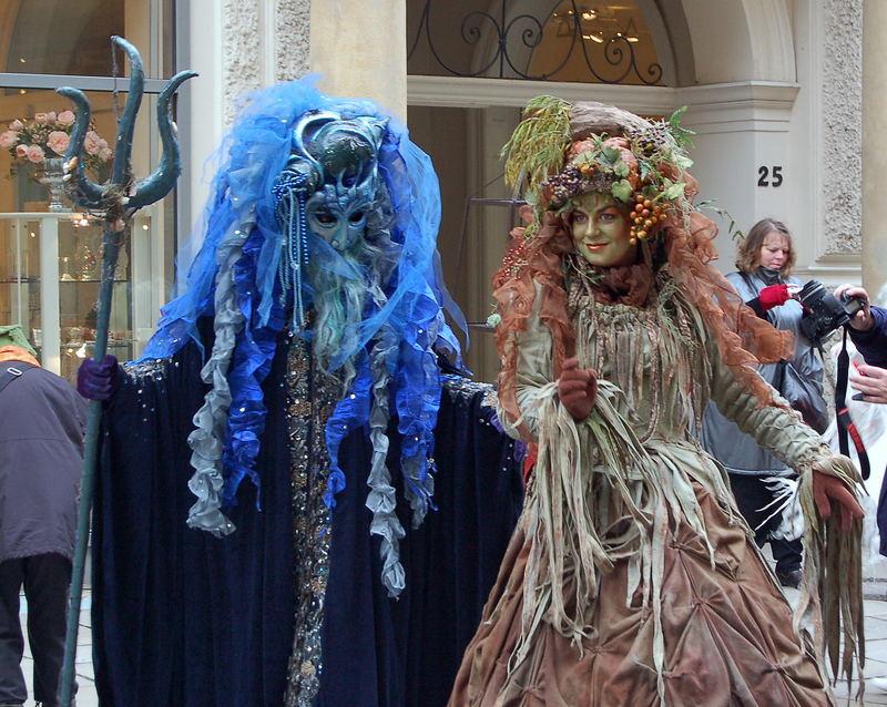 venezianischer Carneval in Hamburg: