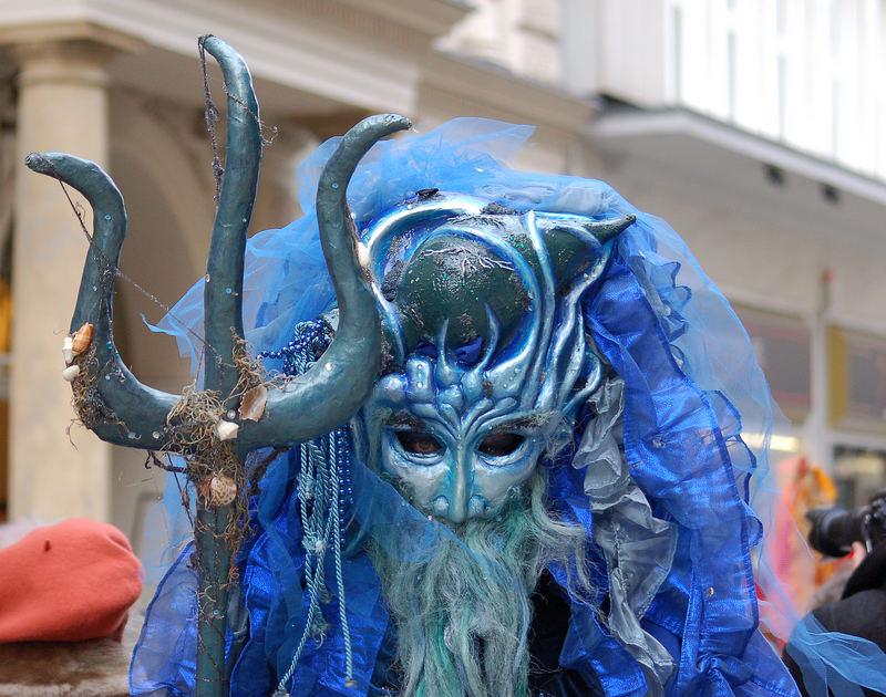 venezianischer Carneval in Hamburg*
