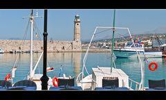 Venezianischer Hafen in Rethymnon
