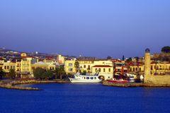 Venezianischer Hafen Rethymnon