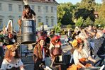 Venezianischer Kostümumzug im Schlosspark LB-62col +8Fotos