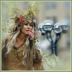 ...   venezianischer maskenzauber IX   ...