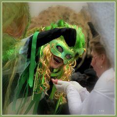 ...    venezianischer Maskenzauber VII    ...