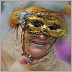 ...    venezianischer Maskenzauber VIII    ...