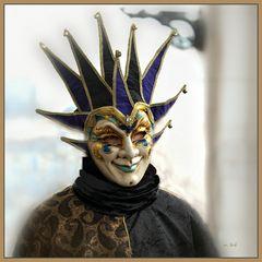 ... venezianischer maskenzauber XIV   ...