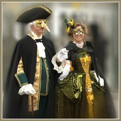 ...   venezianischer maskenzauber XVI   ...
