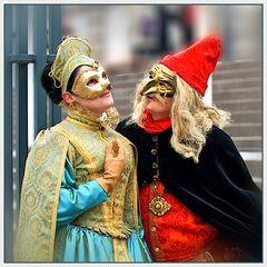 ...   venezianischer maskenzauber XXVII   ...