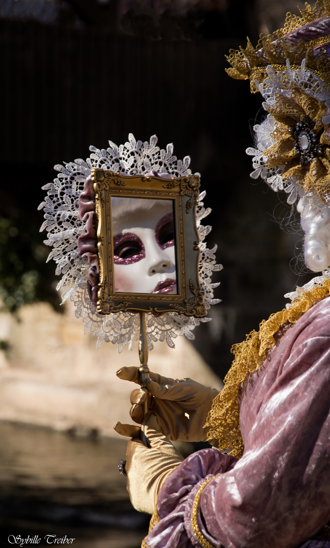 Venezianischer Spiegel
