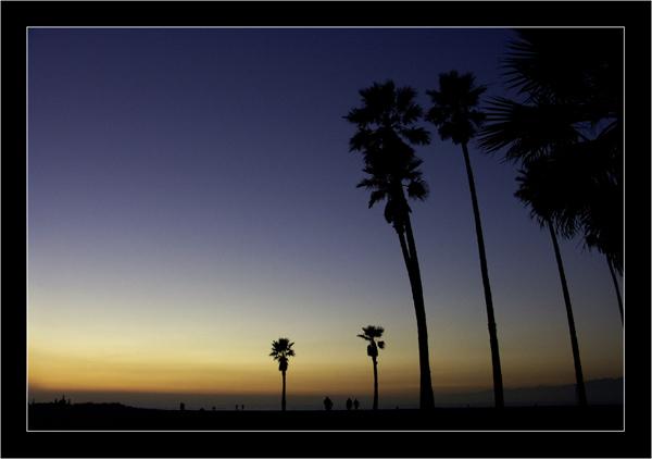 Venice Beach bei LA
