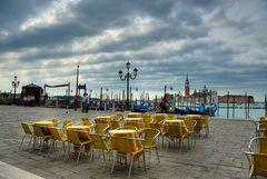 Venice empty Bar