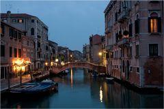 Venice @ night