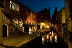 Venice @ Night II