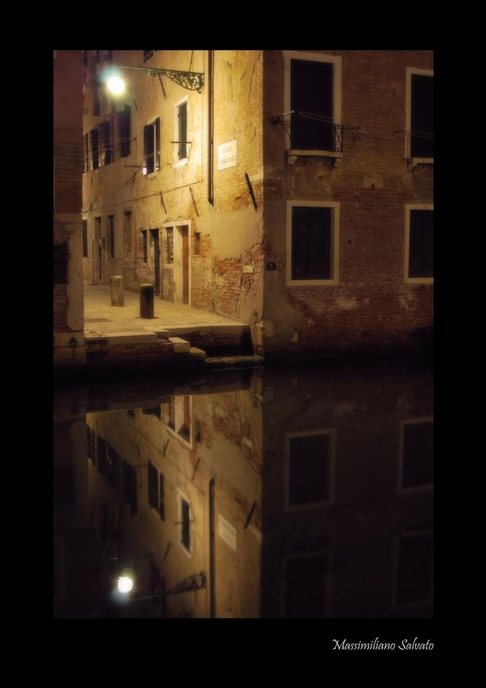 Venice Reflections - Night