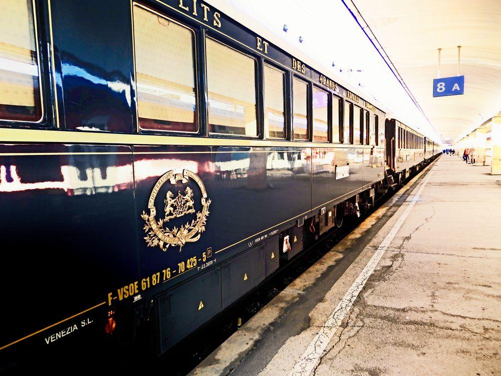 Venice Simpon Orient Express