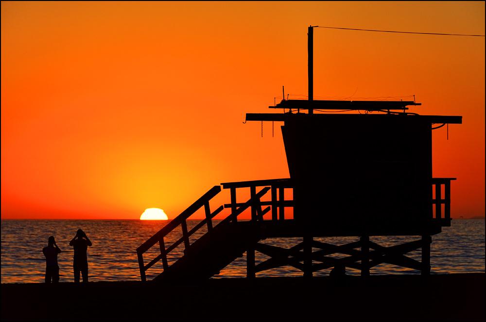 [ Venice Sunset ]