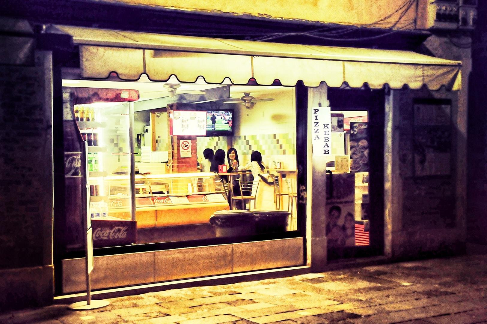 Venise Cannaregio la nuit